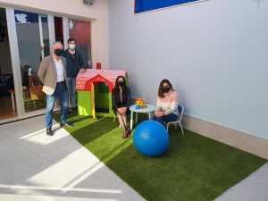 Finalizan las obras de reforma del Centro de Atención Temprana de Orihuela