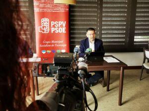 """El PSOE comarcal acusa al PP y Cs en Callosa de """"proteger"""" a los cargos populares del """"caso wifi"""""""