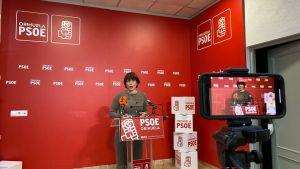 El PSOE exige a Galindo el estado de las operaciones de la EDUSI
