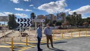Infraestructuras abre el paseo de La Glea