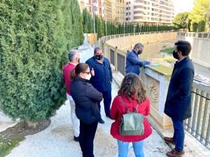 Orihuela se adhiere al Plan +Cerca para la renovación urbana de los márgenes del Río Segura