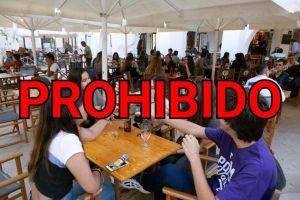 La Policía Local de Albatera denuncia a un bar y a sus clientes por incumplir las medidas restrictivas del Covid-19