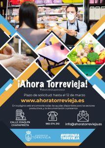 Más de 6.500 visitas a la página www.ahoratorrevieja.es en su primera semana de funcionamiento