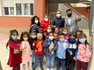 Educación entrega los premios del concurso 'Las Abarcas Desiertas'