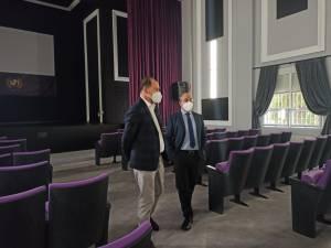 El IES Gabriél Miró mejora sus instalaciones con unas obras de 250.000 euros del Plan Edificant