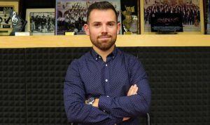 José María González, nuevo director de la Banda de Música de la Agrupación Musical de Guardamar del Segura