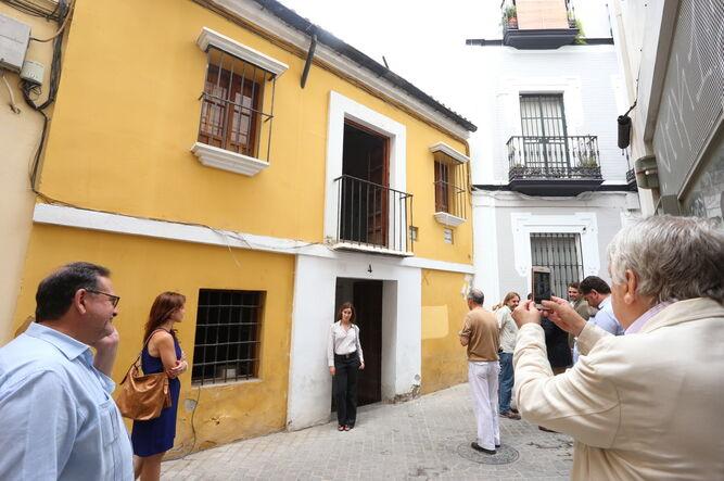 La casa natal de Velázquez.