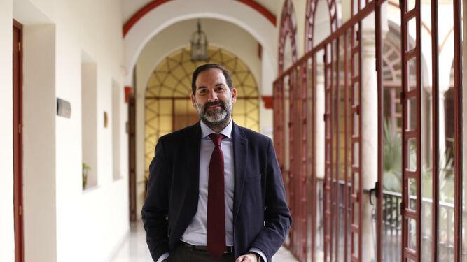 Francisco Ontiveros, director general de Justicia Juvenil y Cooperación