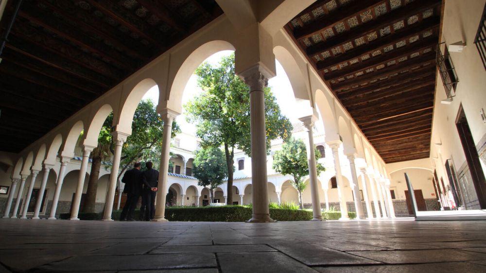 Arrancan las visitas virtuales al Espacio Santa Clara