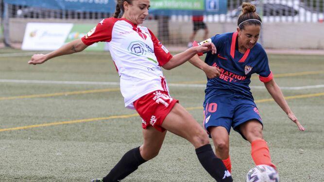 El Sevilla logra un punto ante el Santa Teresa (1-1)