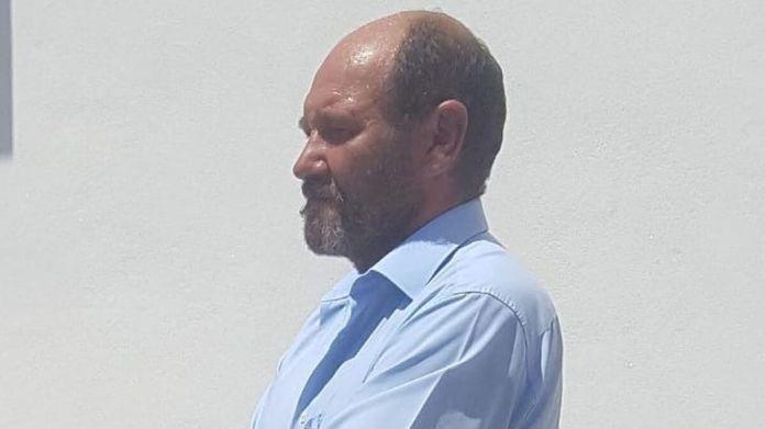 El autor confeso del crimen de Brenes, en una imagen reciente.