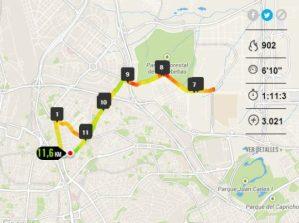 diario de una maratón - 20141110