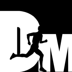 Diario de una maratón - Logo