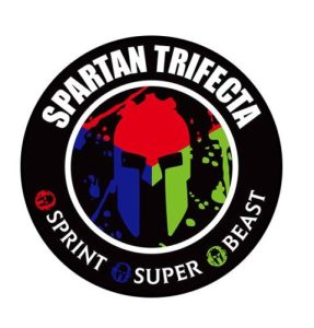 Triflecta: Medalla Spartan Race