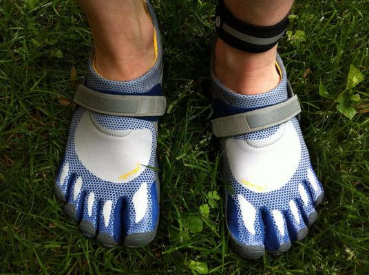 Calzado minimalista para barefoot