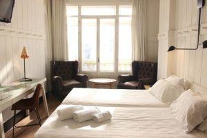 mejores hoteles para la maratón de madrid