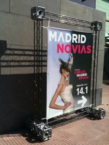 CIBELES MADRID NOVIAS 2010