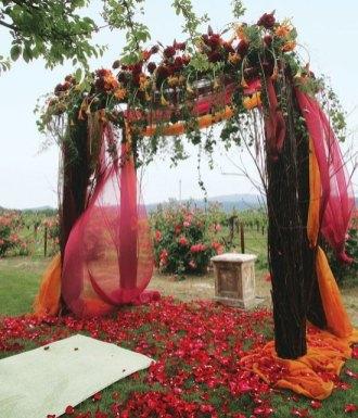 decoracion boda civil