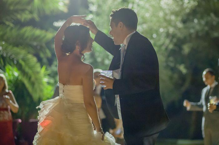 novias bailando boda