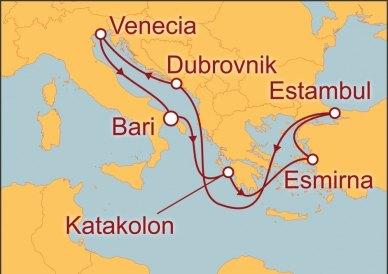 diario a bordo crucero msc divina