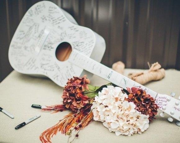 libro de firmas original bodas