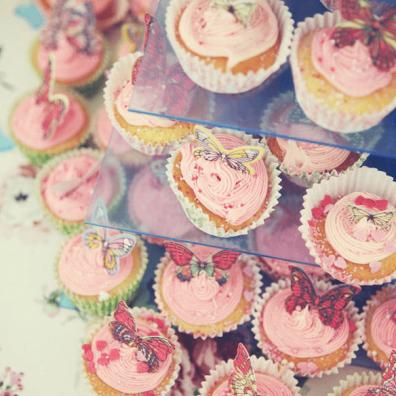 candybar cupcakes