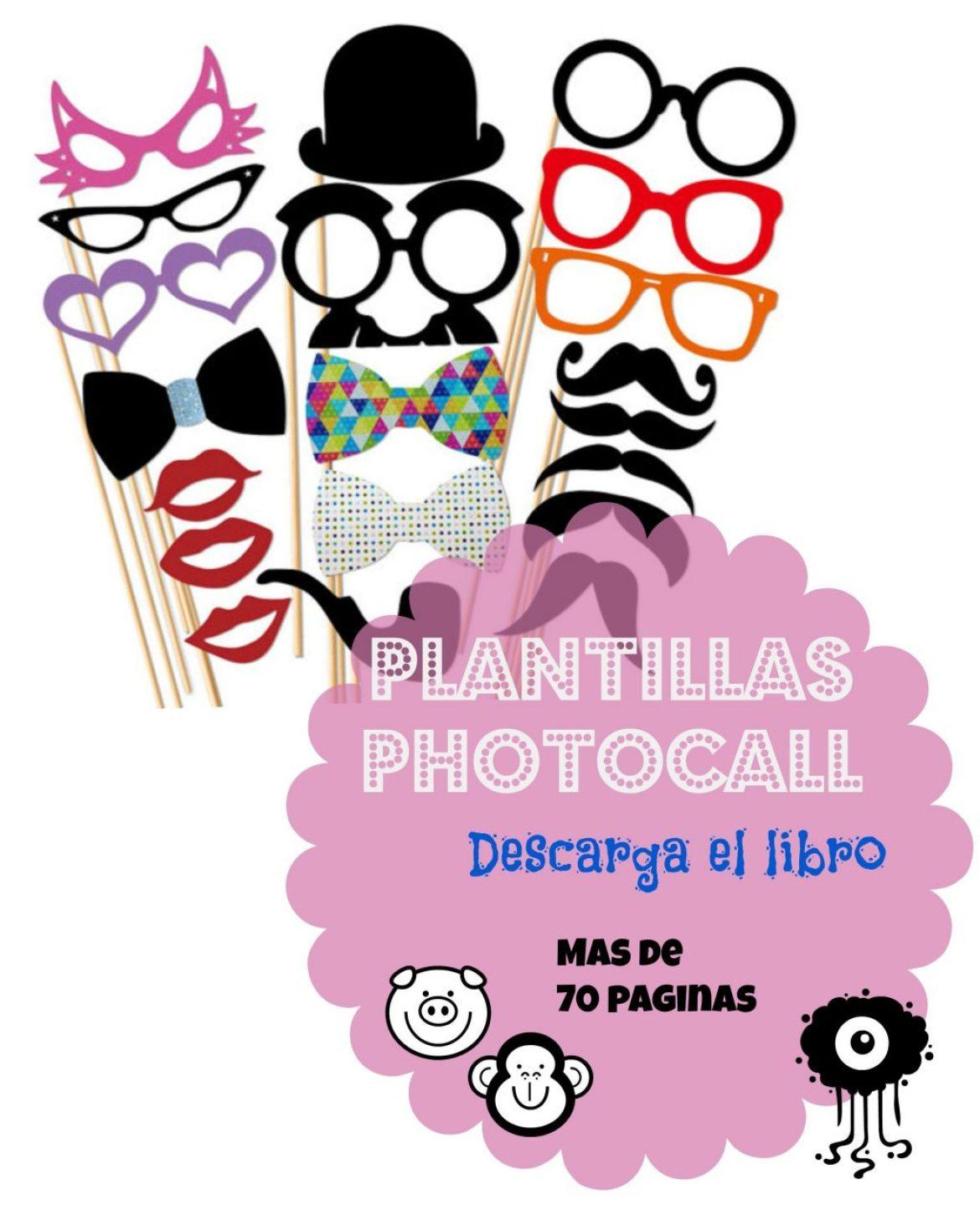Plantillas para el PhotoCall - Diario de una Novia