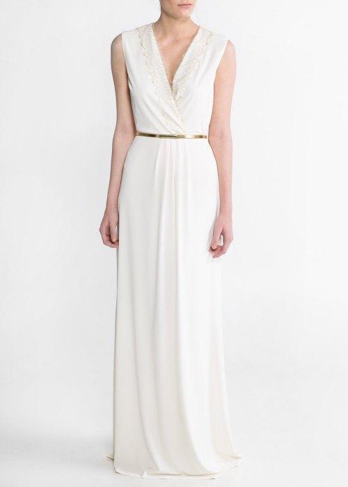 vestido de novia barato