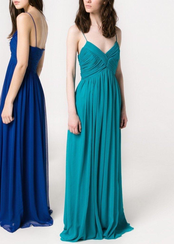 Vestido drapeado 69.99€