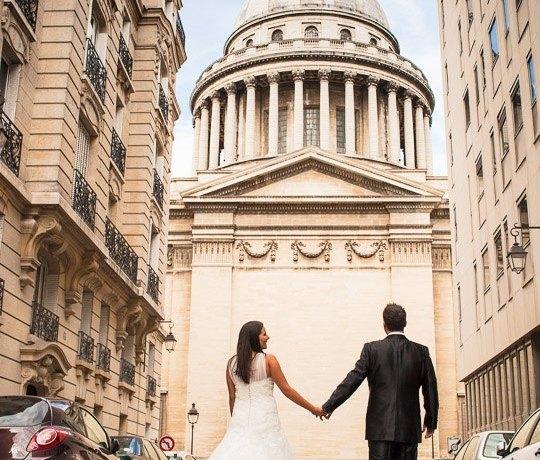 toni miranda paris - PostBoda en París: Que Romántico!