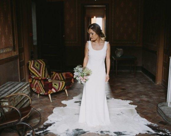 llegada de la novia raquel benitez