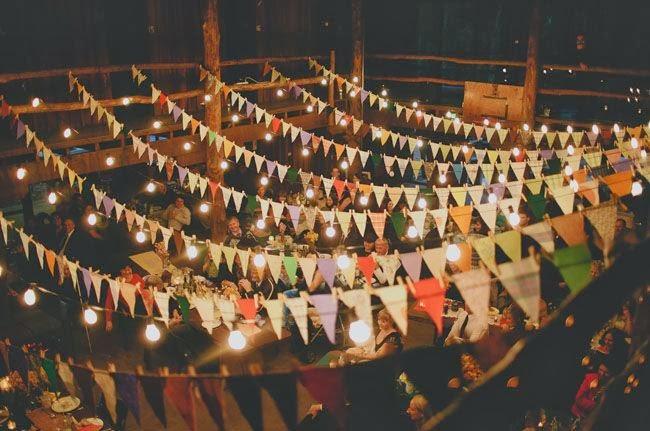 banderines para bodas