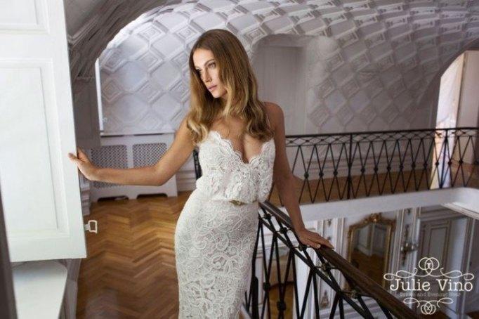 Julie Vino Vestidos Modelo Zoey