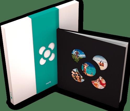 Imprify crear álbum de fotos con el movil