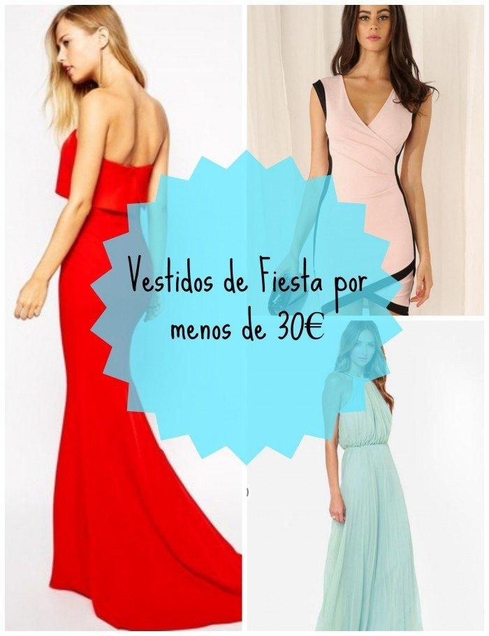 d2483a15f Vestidos de Fiesta por Menos de 30€ - Diario de una Novia
