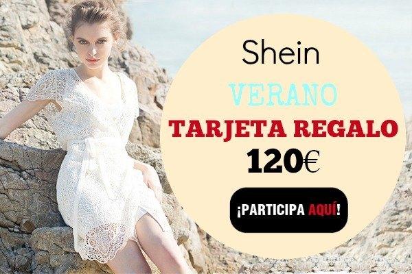 sHEINSIDE - Sorteo Shein: Gana un Vale de 120€