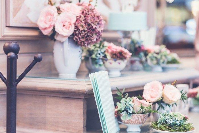 Wedding Breakfast Club flores