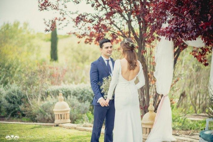 Boda de destino en Toscana ceremonia - Editorial con aires a la toscana