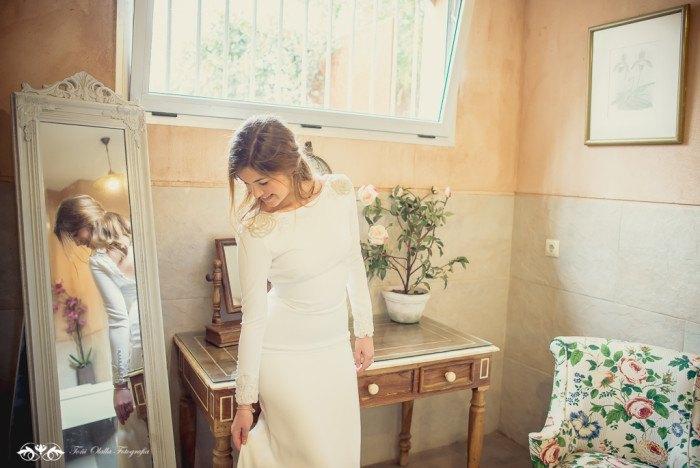 Boda de destino en Toscana preparativos novia - Editorial con aires a la toscana