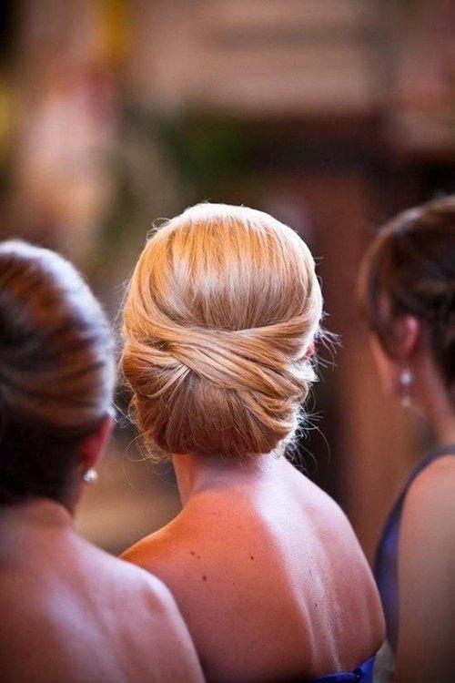 peinado clasico novias - Recogidos Bajos para Bodas