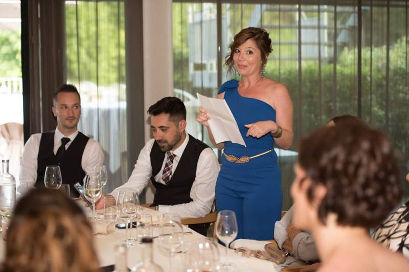 lectura en boda civil