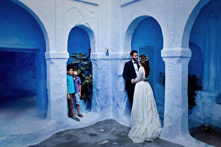 Boda Marrakech 5 - PostBoda en Chaouen, un Precioso Pueblo Azul en Marruecos