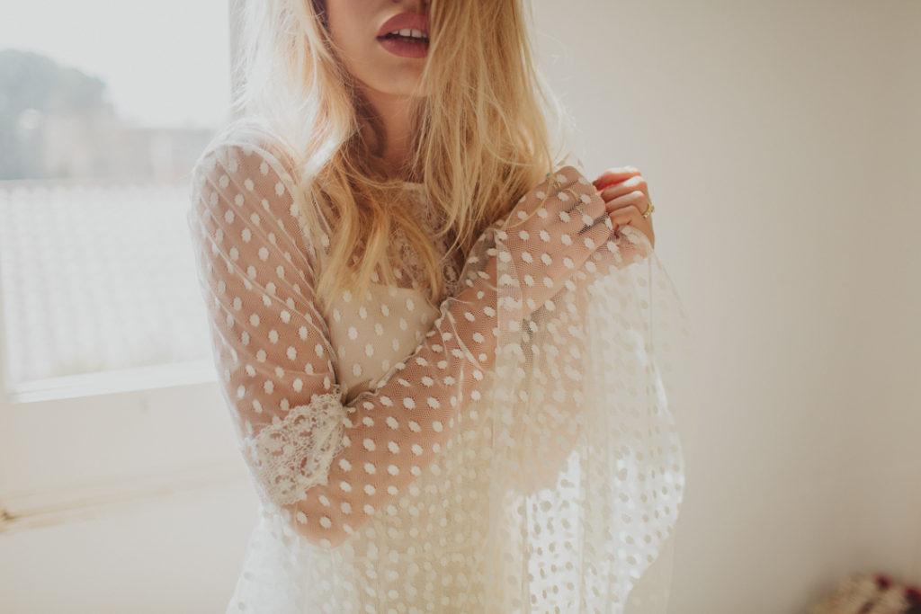 Vestido de Novia Bohemio Immacle Tanger 16