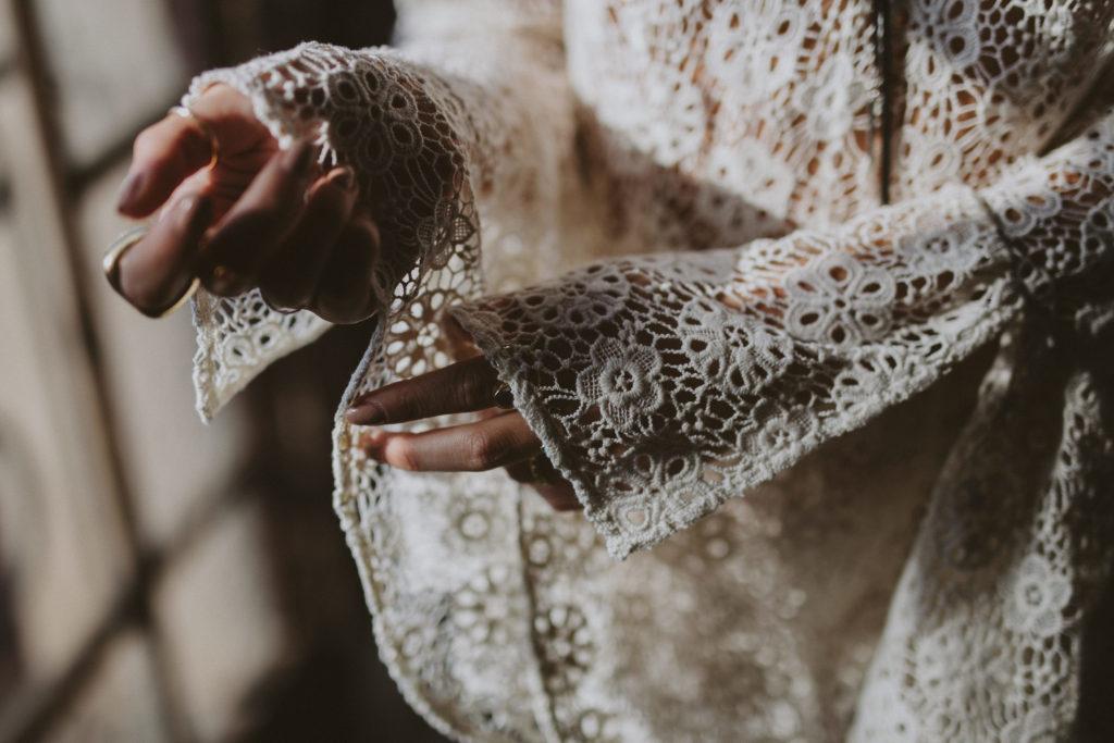 Vestido de Novia Bohemio Immacle Tanger 21