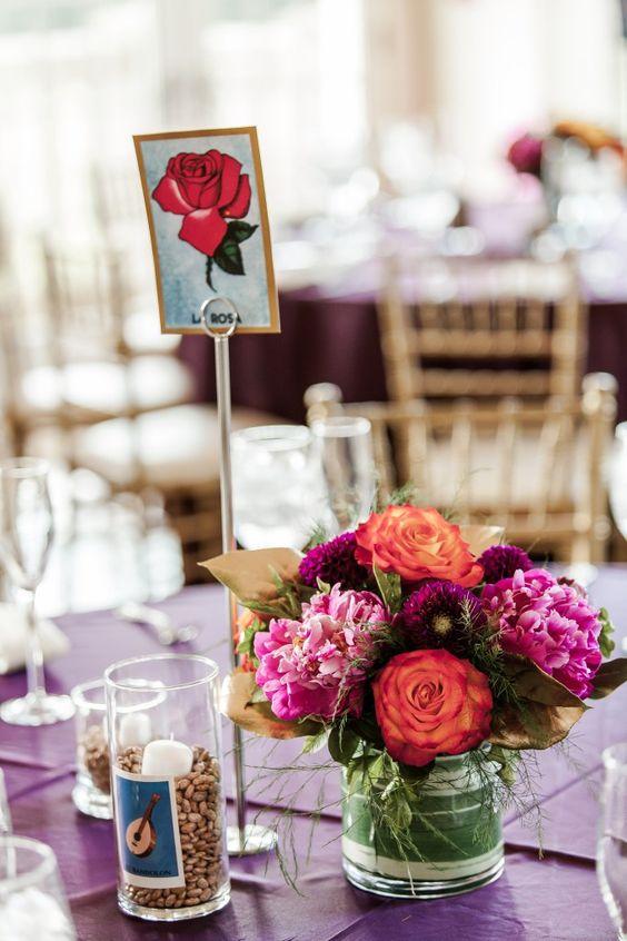 seating para boda bilingue