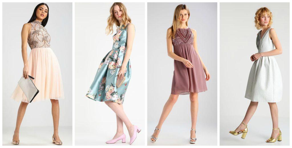 vestidos de fiesta baratos zalando