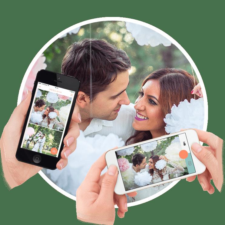 app para fotos de boda