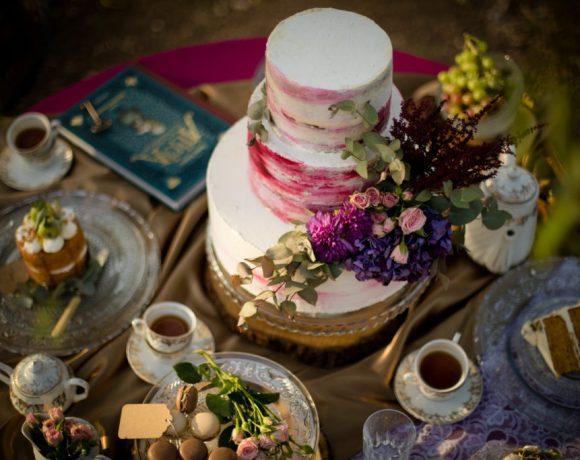 "Alice 024 - Aquarela Cakes Presenta Tartas Otoñales ""Alice"""
