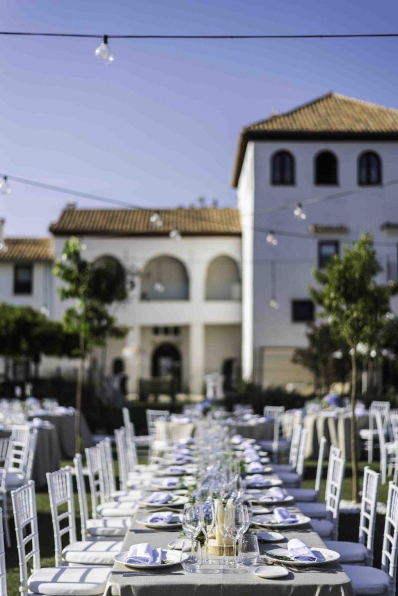 boda en granada finca la marquesa 17 - Finca La Marquesa para Bodas con Encanto en Granada