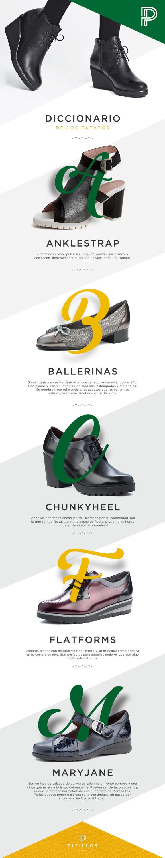 diccionario del zapato pitillos